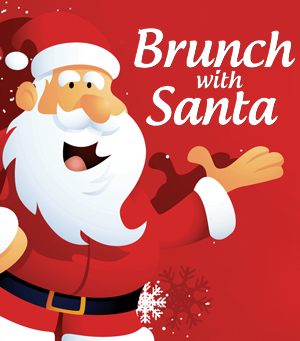 Bacon clipart santa breakfast. Annual brunch the ohio
