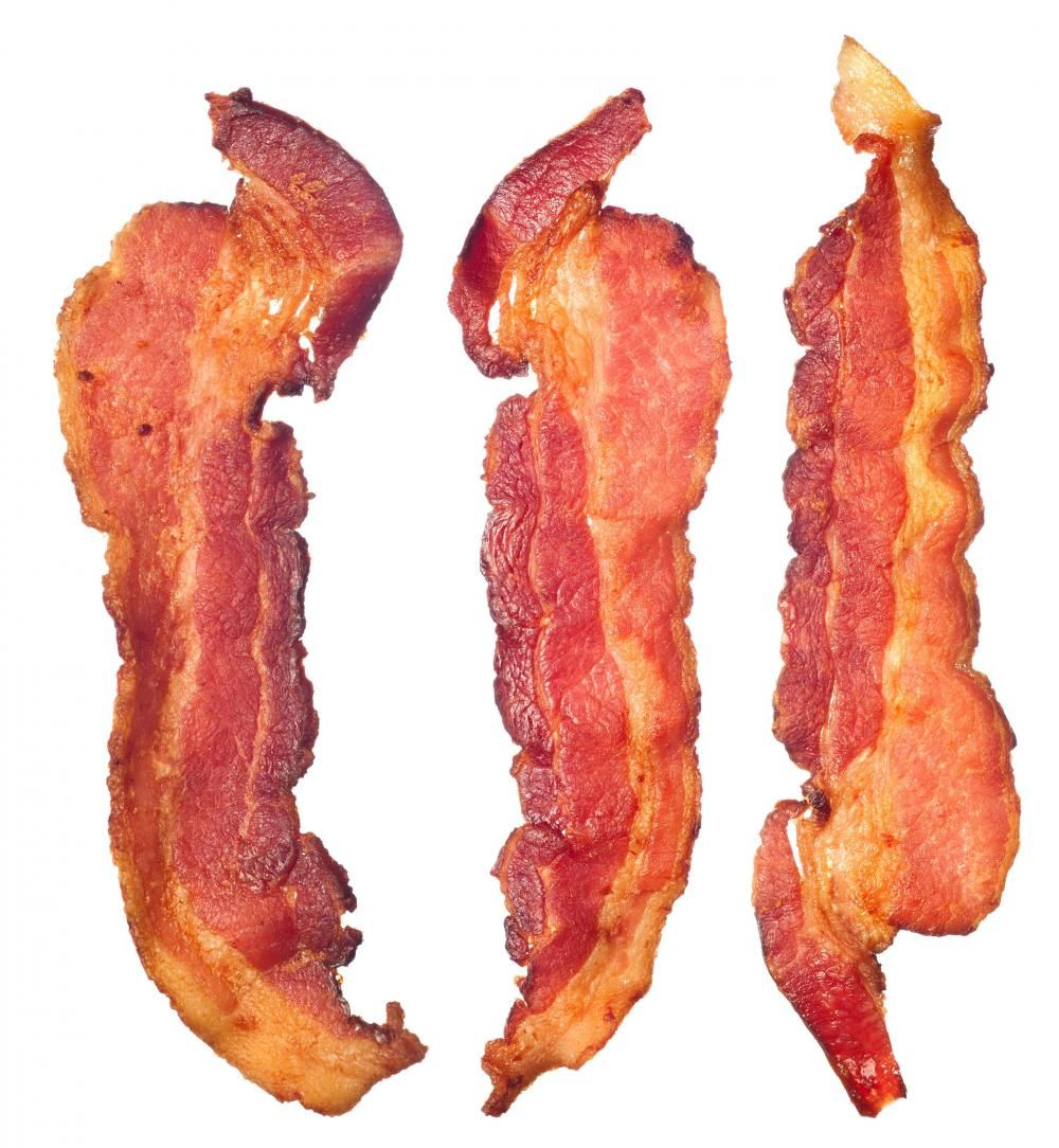 Bacon clipart sliced. Strips google search for
