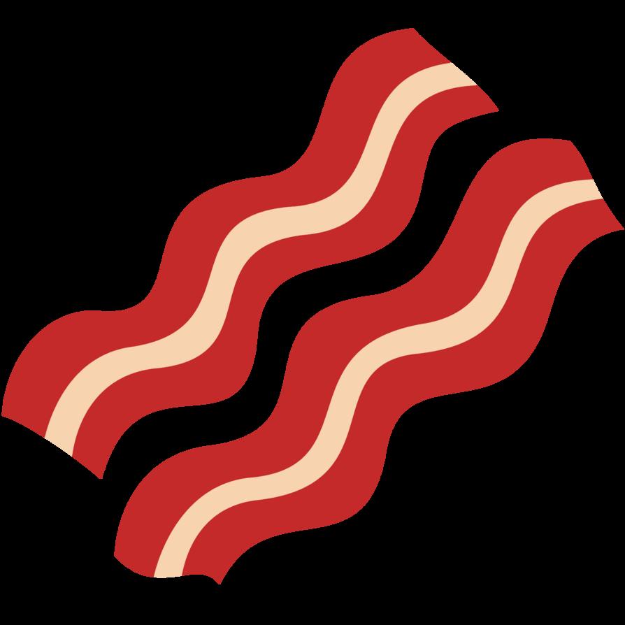 Bacon clipart transparent background. Hq png images pluspng