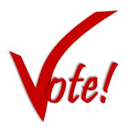 Download free png photo. Bacon clipart vote