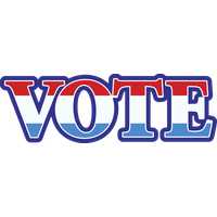 Bacon clipart vote. Download free png photo