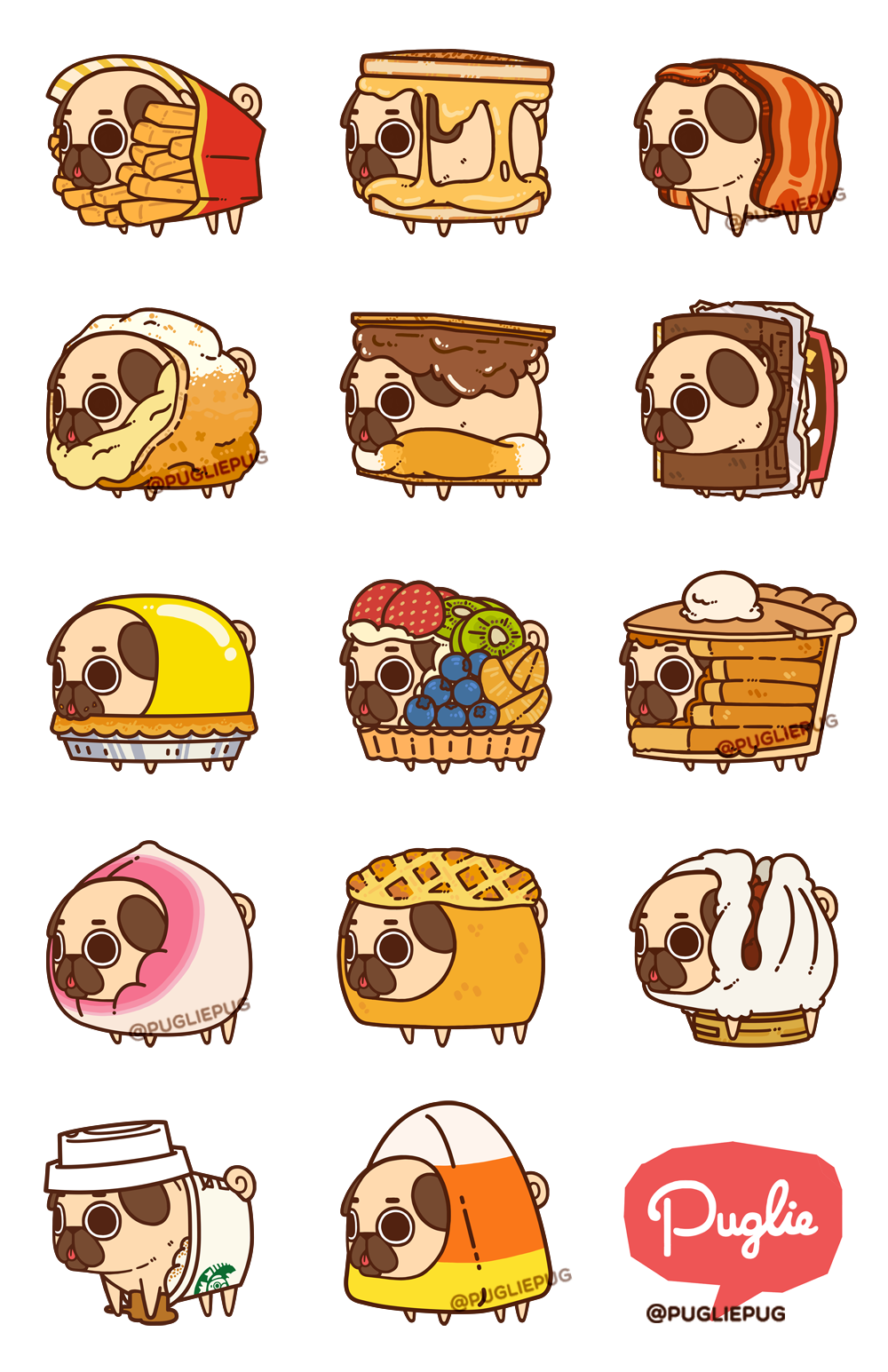 Bacon clipart vote. Puglie food series previous
