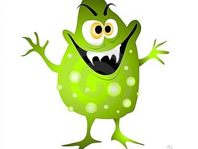 Green onions picture free. Bacteria clipart angry