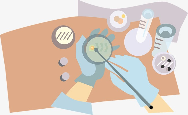 Experiment dish test tube. Bacteria clipart bacterial culture
