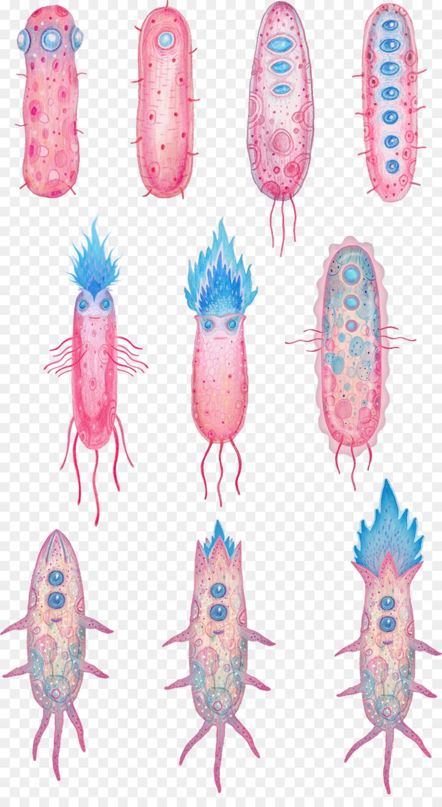 Bacteria clipart biology. Animation cartoon clip art