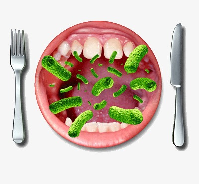 Bacteria clipart food poisoning. There are diet habit