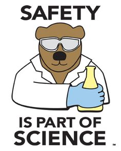 Blizzard clipart safety. Lab poster by thebigfilipino