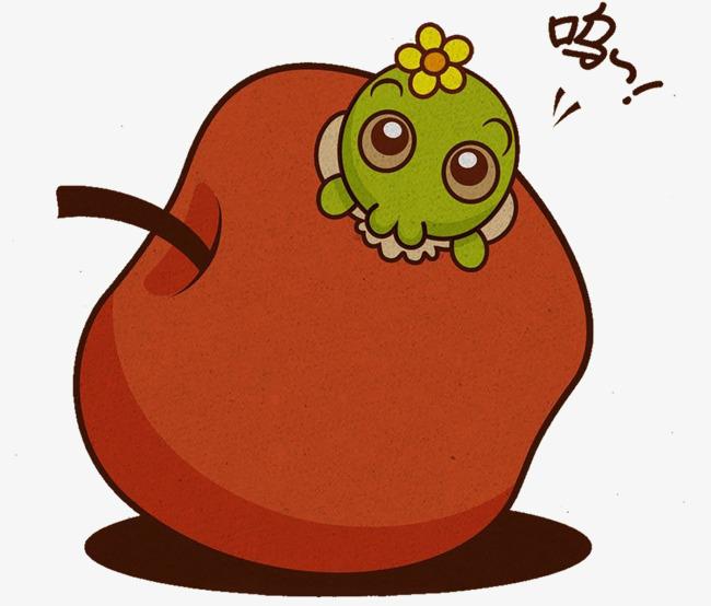 Bacteria clipart parasitic. Cartoon vector parasite bacterial