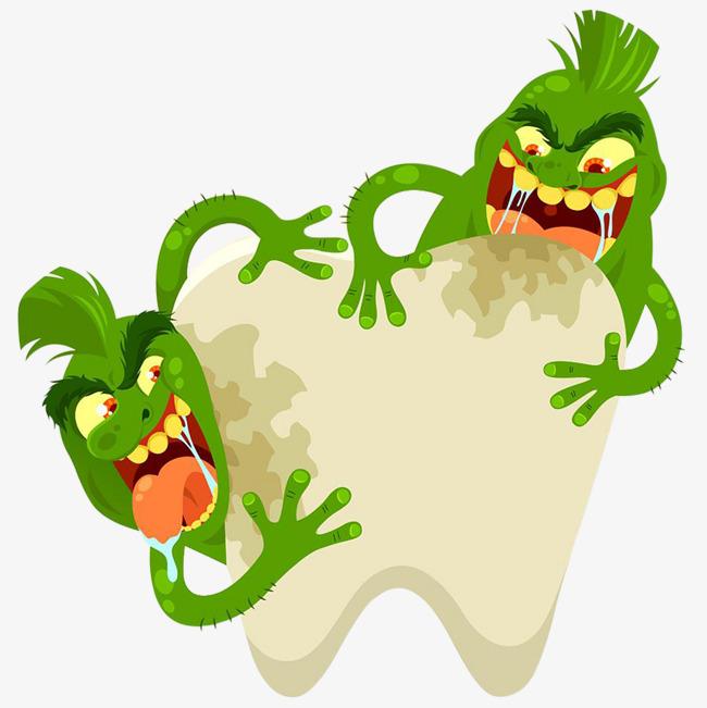 Cartoon parasite bacterial png. Bacteria clipart parasitic