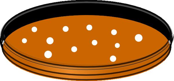 bacteria clipart petri dish