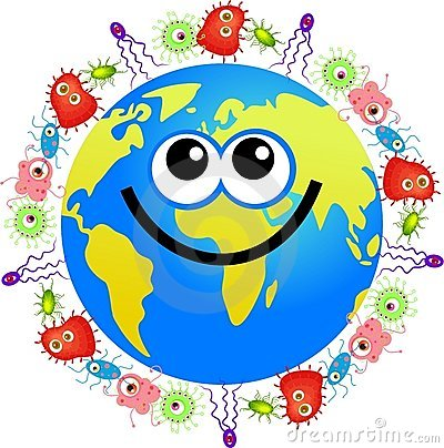 Bacteria clipart smiley face. Panda free images bacteriaclipart
