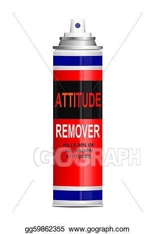 Bad clipart bad attitude. Cure stock illustration gg