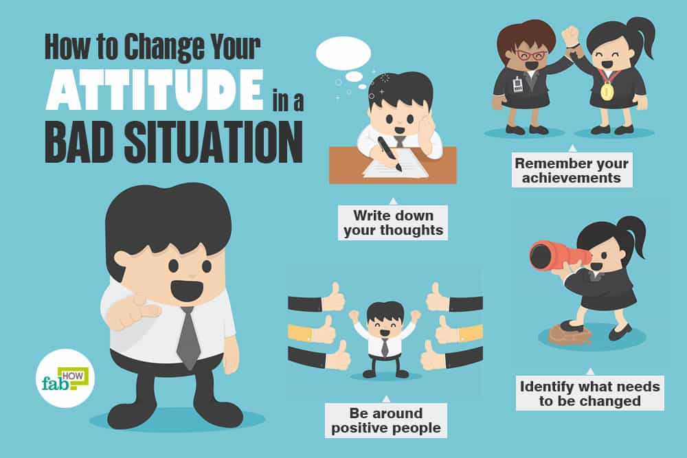 How to change your. Bad clipart bad attitude