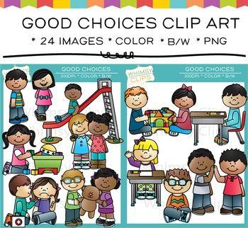 Bad clipart bad choice. Good choices behavior clip