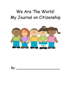 I created this journal. Bad clipart bad citizen