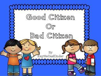 Bad clipart bad citizen. Good or i wanna