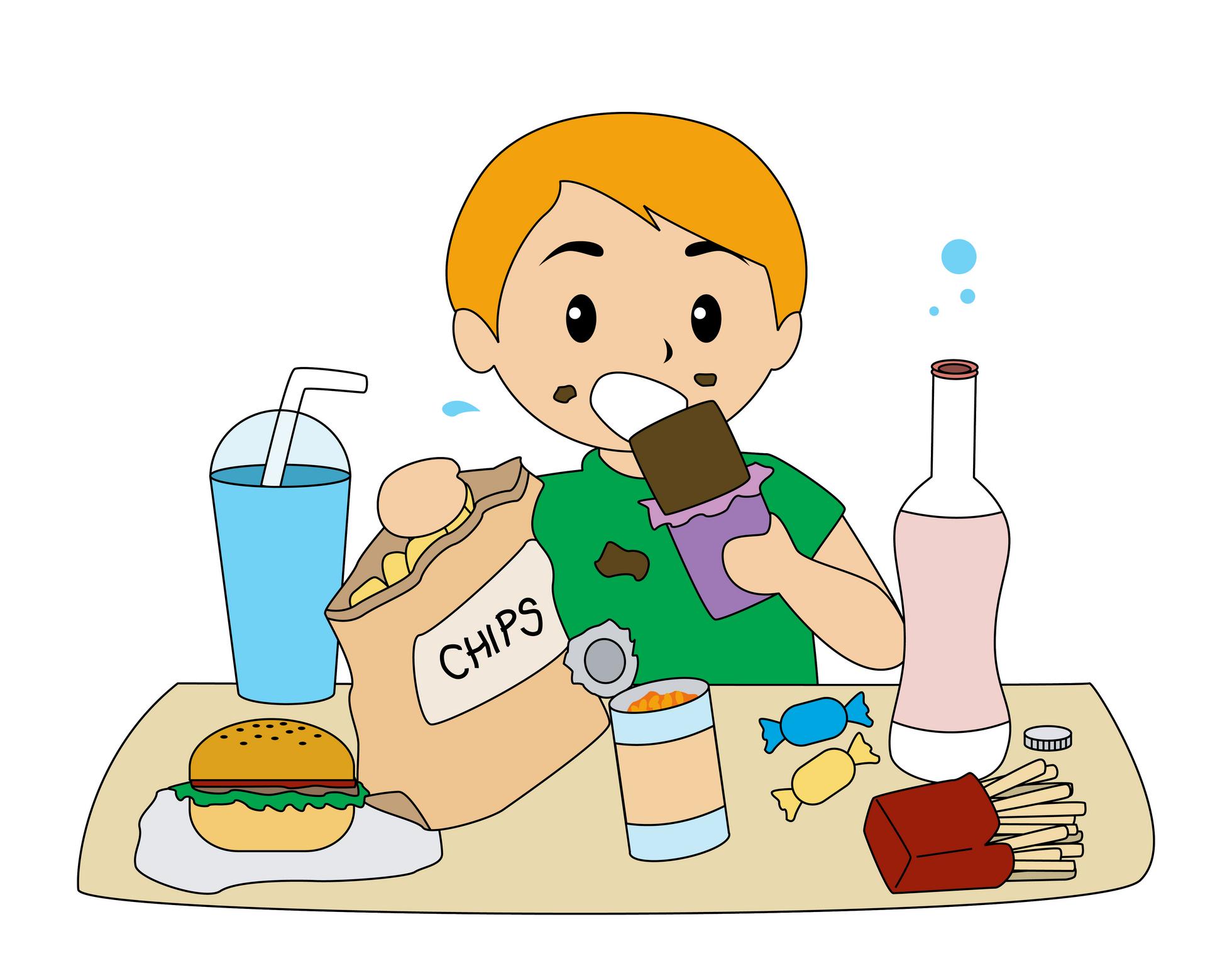 Bad clipart bad habit. Habits for kids station