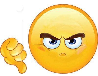 . Bad clipart bad mood
