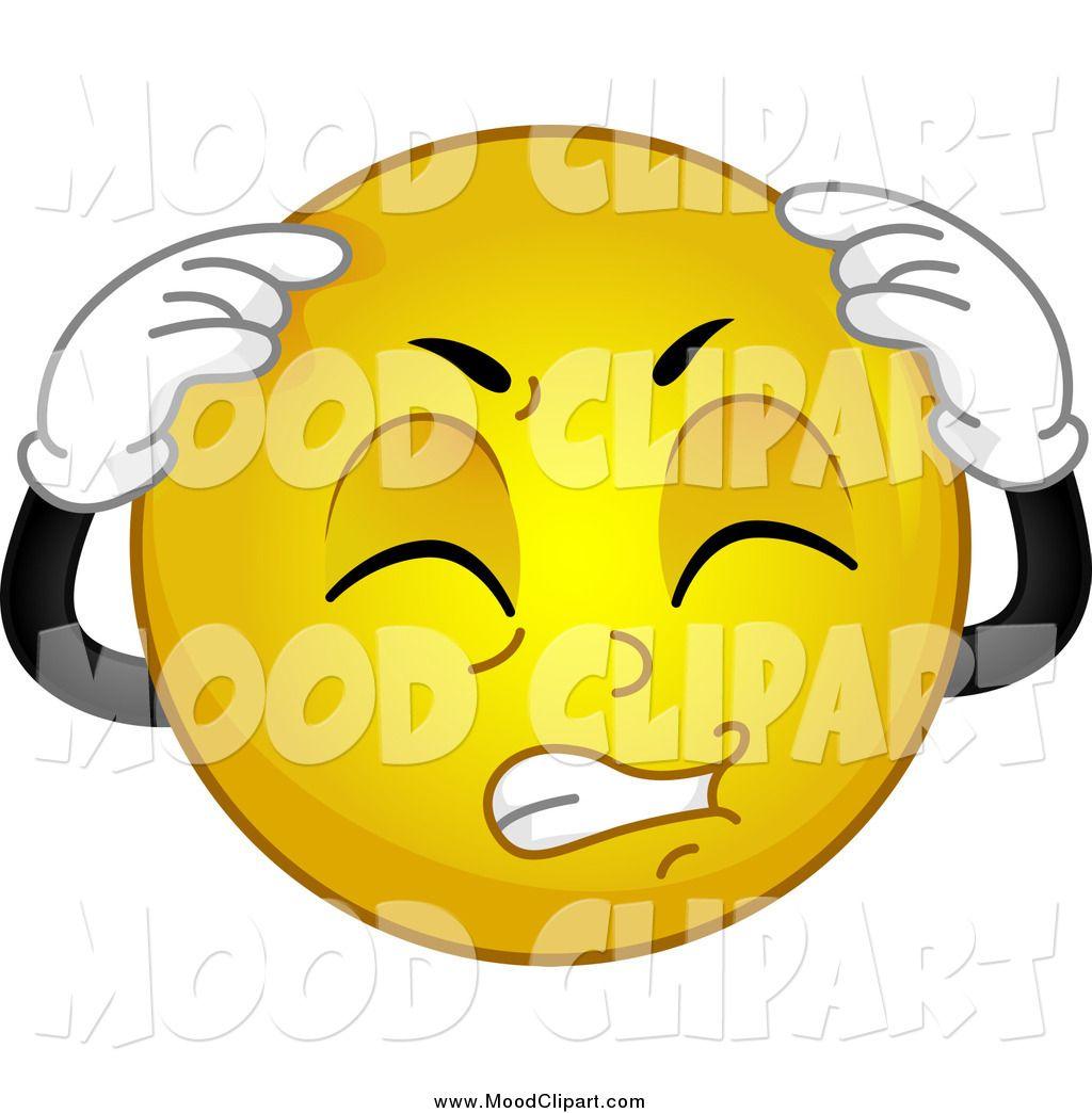 Face clip art of. Bad clipart bad mood