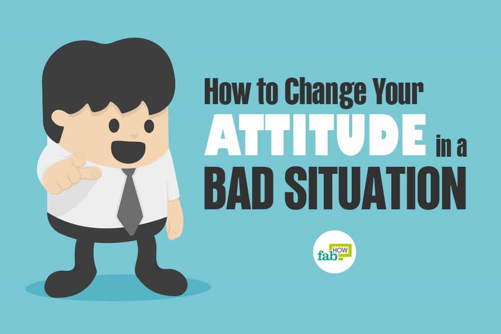 How to change your. Bad clipart bad situation