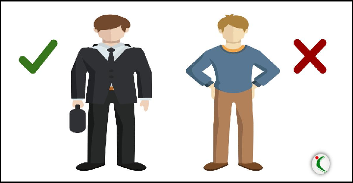 Tips for right in. Bad clipart body language