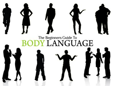Bad clipart body language. Beyond words understanding and