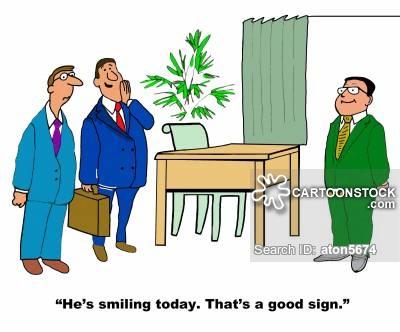 Bad clipart body language. Cartoons and comics funny