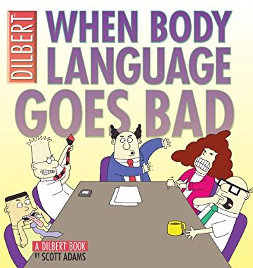 Dilbert vol when goes. Bad clipart body language