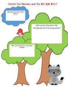 Bad clipart bully. My secret worksheet worksheets