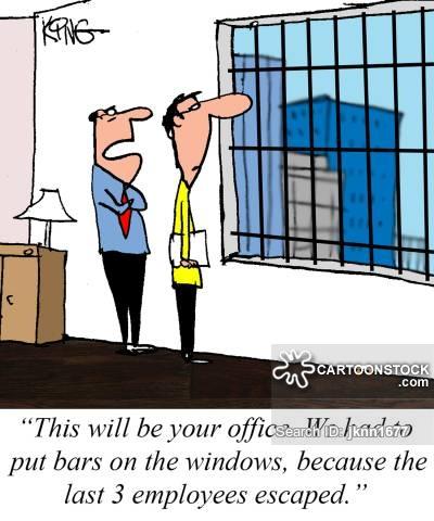 Job cartoons and comics. Bad clipart dissatisfaction