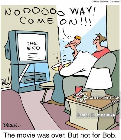 Unsatisfied cartoons and comics. Bad clipart dissatisfaction