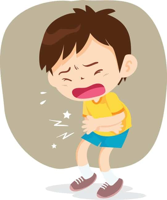 Bad clipart dysentery. Chronic stomach pain and