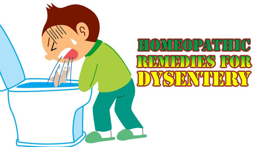 Homeopathic remedies for medicine. Bad clipart dysentery
