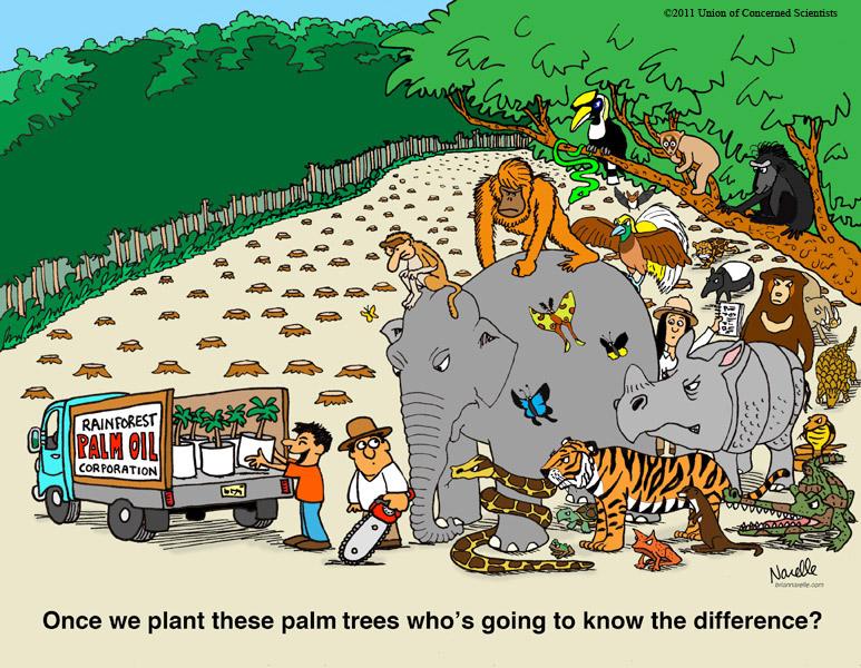 Bad ecosystem