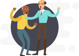 Preventing elder abuse and. Bad clipart physical assault
