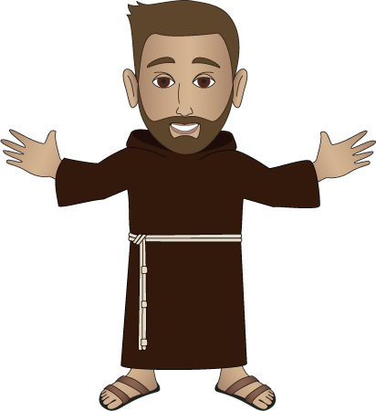 Bad clipart priest. Thinking catholicism confession boxes