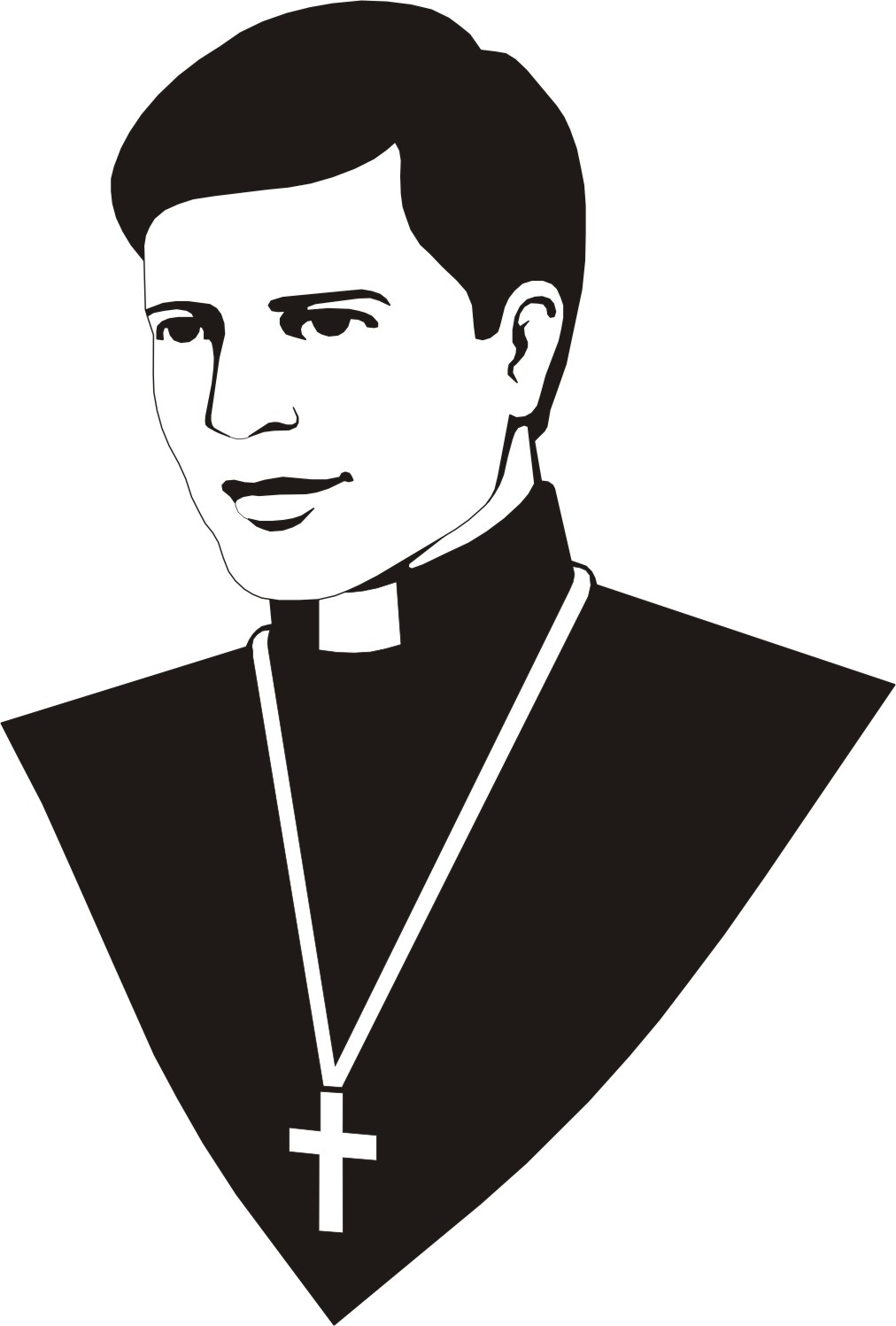 Bad clipart priest. Diary of a rogue