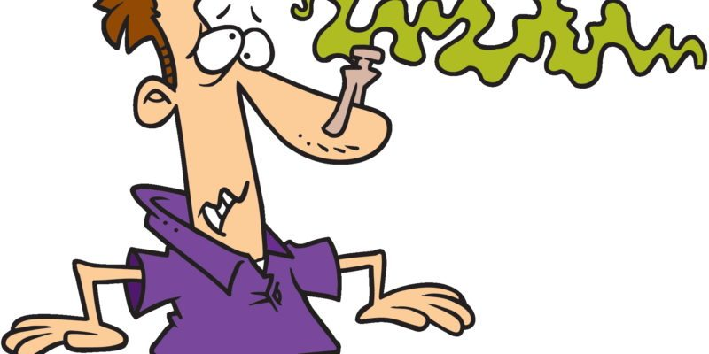 Best tips for odor. Bad clipart stinky