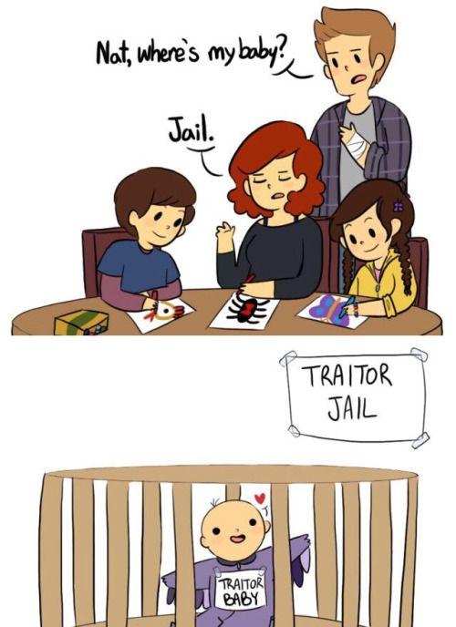 Bad traitor