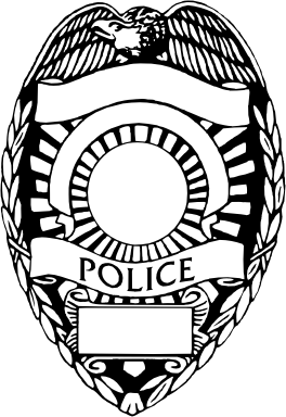 Security badge clip art. Eagle clipart police