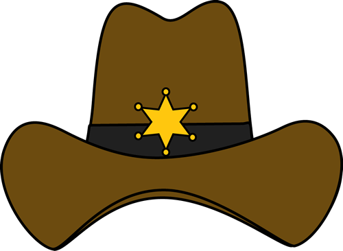 Cowboy clipart western theme. Free badge cliparts download