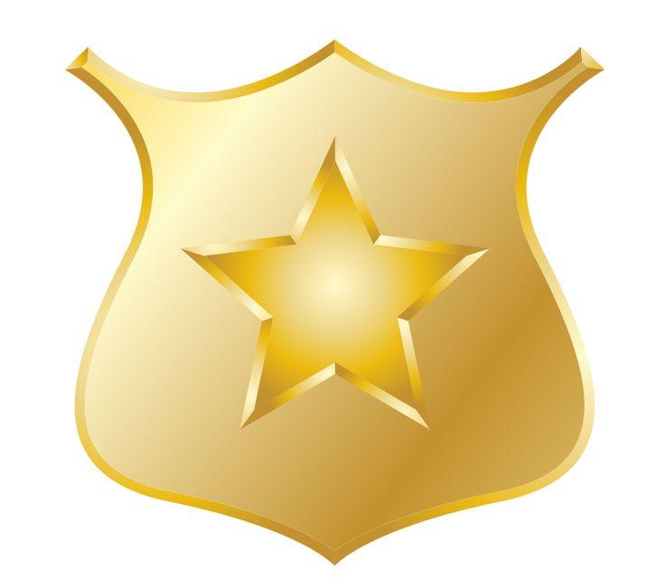 Badge clipart detective. Template cliparts co pix