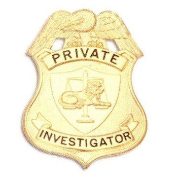Badge clipart detective. Buy hwc private investigator