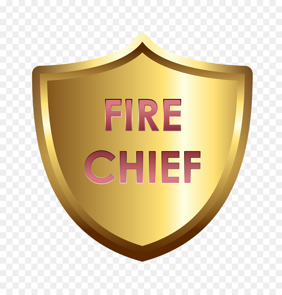 Fire chief police firefighter. Badge clipart detective