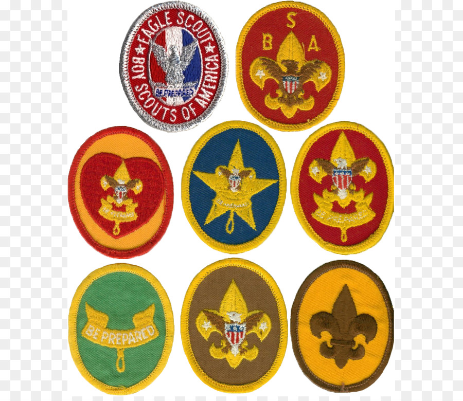 Badge clipart emblem. Ranks in the boy
