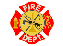 Badge clipart fireman. Free badges clip art