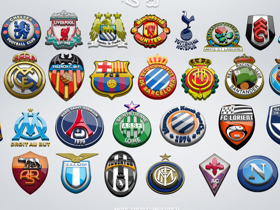 Badge clipart football. Which club has the
