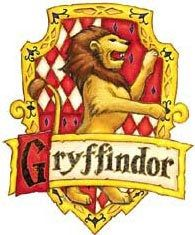 The griffin was once. Badge clipart gryffindor