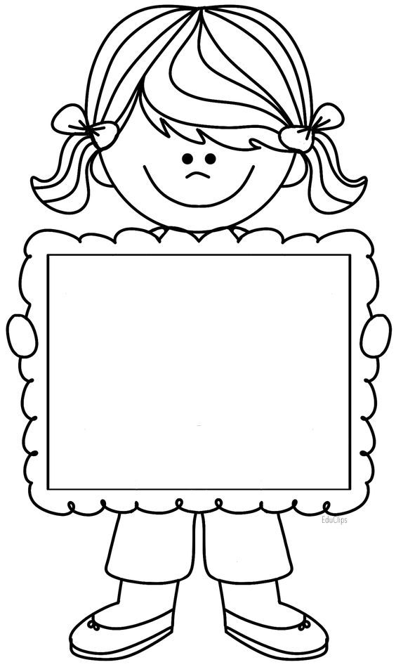 Badge clipart head boy. Id pictures for preschool