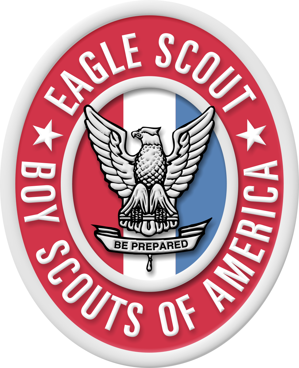 High resolution boy scout. Badge clipart insignia